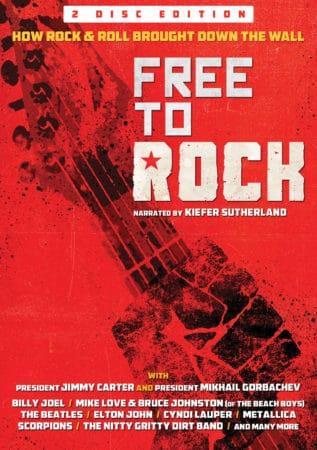 FREE TO ROCK 12