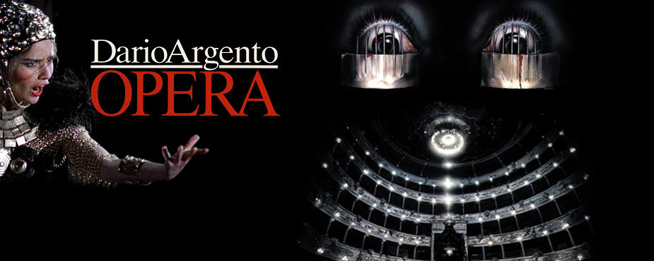 Opera by Dario Argento Makes Blu-ray Debut January 2018 1