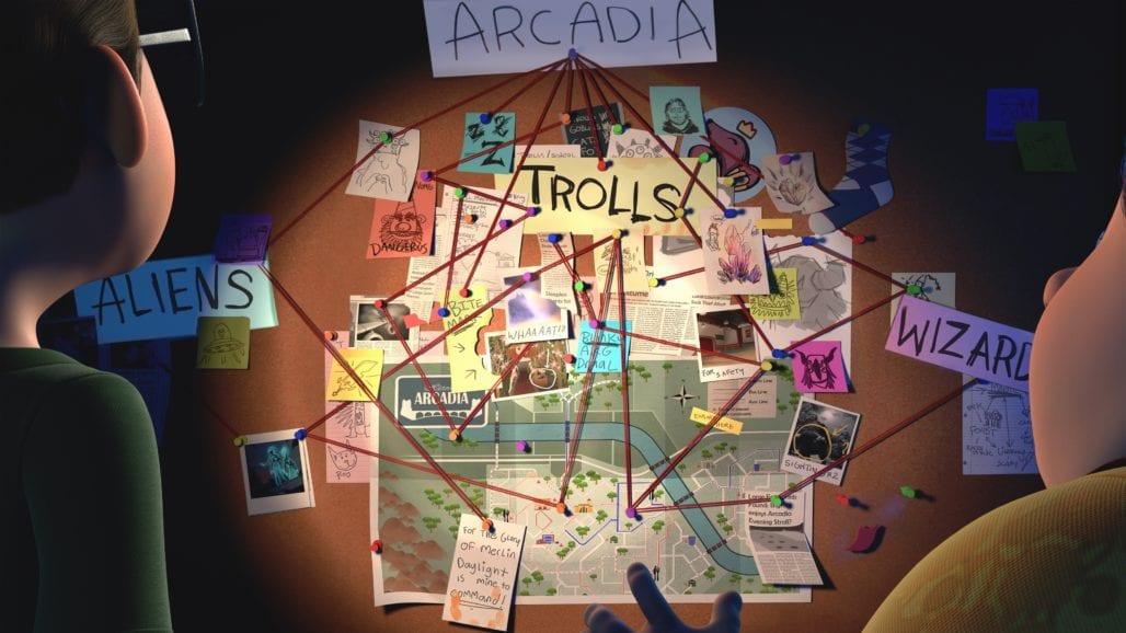 Guillermo del Toro announces Tales of Arcadia trilogy series 3