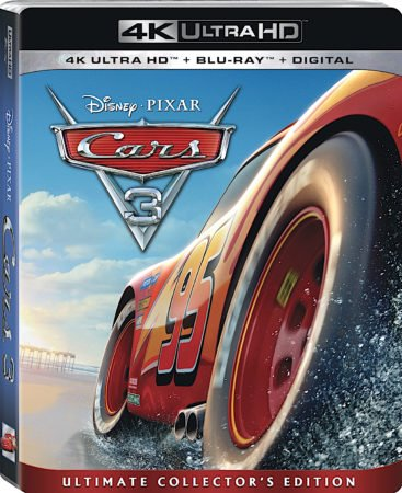 CARS 3 (4K ULTRA HD) 4