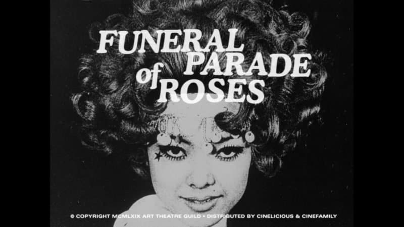 FUNERAL PARADE OF ROSES 5