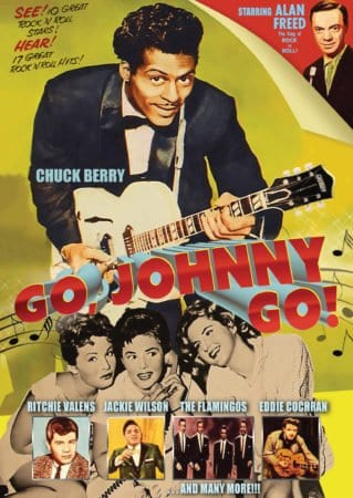 GO, JOHNNY GO! 6