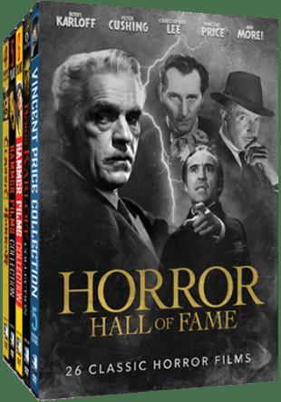 HORROR HALL OF FAME: 26 CLASSIC HORROR FILMS 8