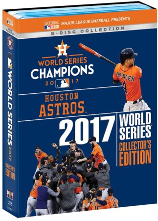 2017 WORLD SERIES: HOUSTON ASTROS - REGULAR AND COLLECTOR'S EDITIONS 1