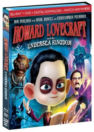 HOWARD LOVECRAFT AND THE UNDERSEA KINGDOM 4