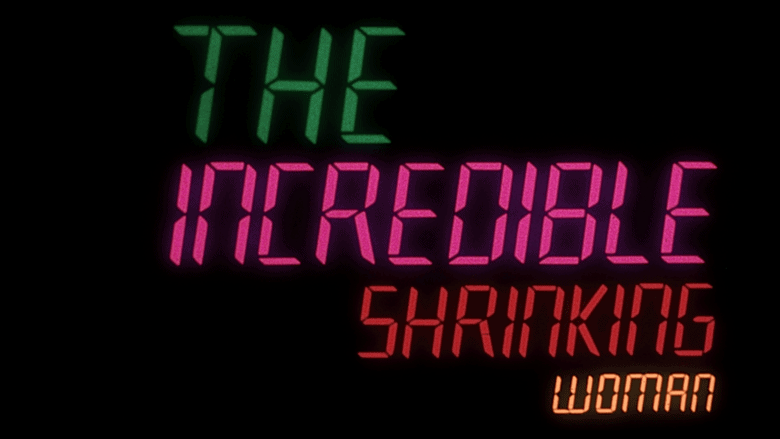 incredible shrinking woman title