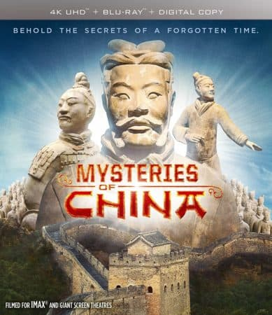 MYSTERIES OF CHINA (4K UHD) 1