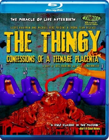 THINGY, THE: CONFESSIONS OF A TEENAGE PLACENTA 1