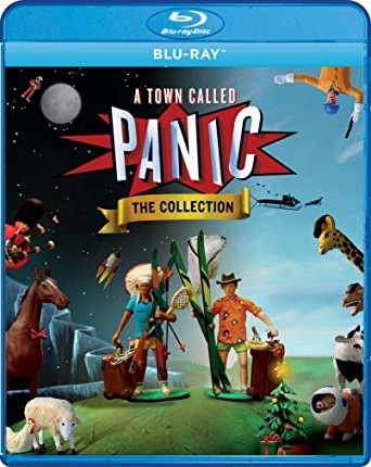 TOWN CALLED PANIC, A: THE COLLECTION 3