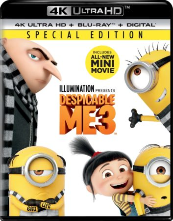 DESPICABLE ME 3 (4K ULTRA HD) 1