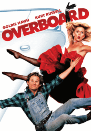 Overboard, starring Goldie Hawn and Kurt Russell, turns 30! 13