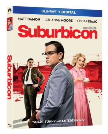 SUBURBICON arrives on Digital January 23rd and Blu-ray & DVD February 6th 7