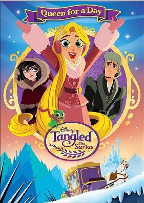 TANGLED: QUEEN FOR A DAY 19