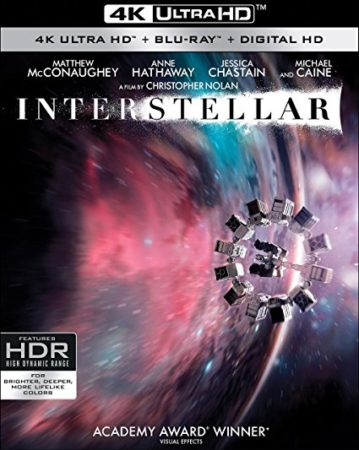 INTERSTELLAR (4K UHD) 1