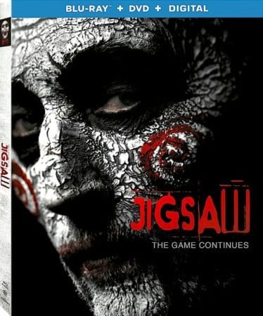Jigsaw Arrives on Digital HD 1/9 and 4K, Blu-ray and DVD 1/23 1