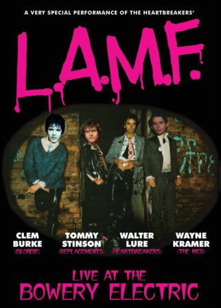 L.A.M.F. - LIVE AT THE BOWERY ELECTRIC 5