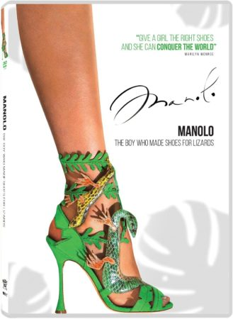 MANOLO: THE BOY WHO MADE SHOES FOR LIZARDS 5