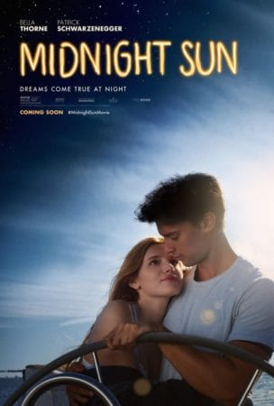 Midnight Sun has two new clips! Come watch the teen romance about the vampire girl and Arnie's kid. 13
