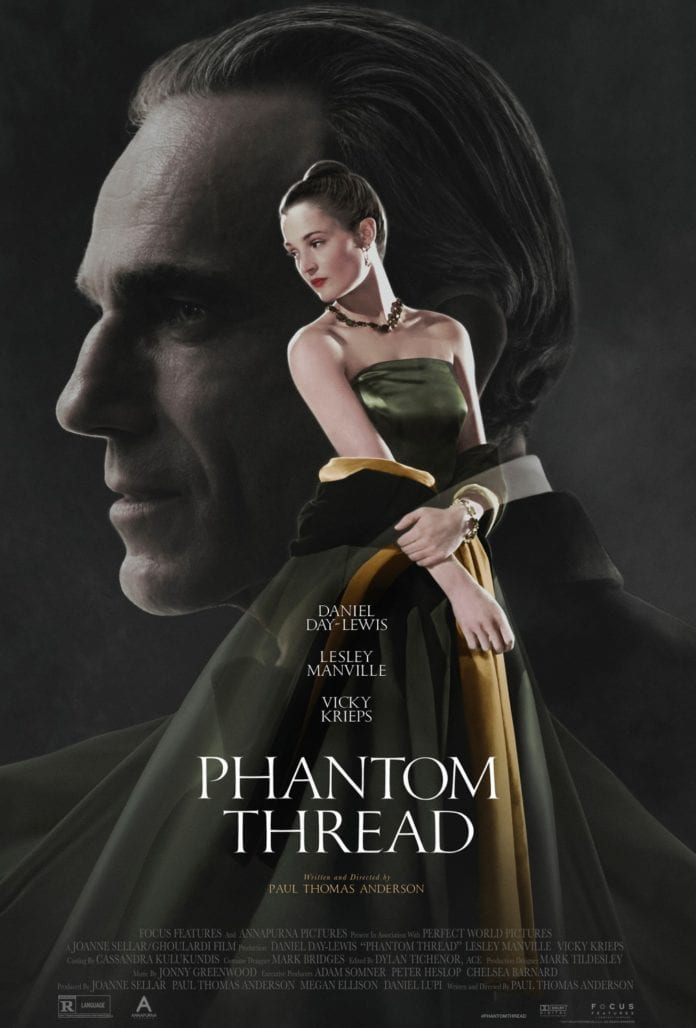 MID-WEEK ROUNDUP: THE PHANTOM THREAD, MIDNIGHT SUN, DESPICABLE ME 3, WOUNDED VETS SOFTBALL, GAME OF THRONES AT HBO SHOP 9