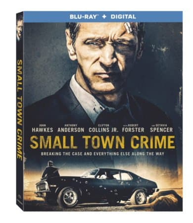 Small Town Crime arrives on Blu-ray™ (plus Digital), DVD, and Digital March 20 1