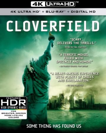 CLOVERFIELD (4K ULTRA HD) 7