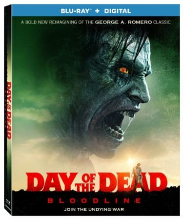 Day of the Dead Bloodline Arrives on Digital HD, Blu-ray and DVD 2/6 1