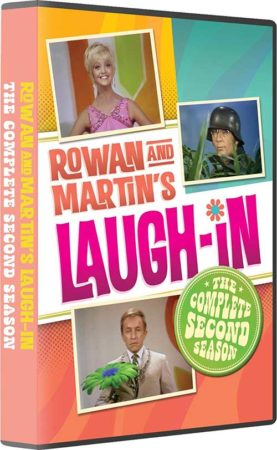 LAUGH-IN: THE COMPLETE SECOND SEASON 12