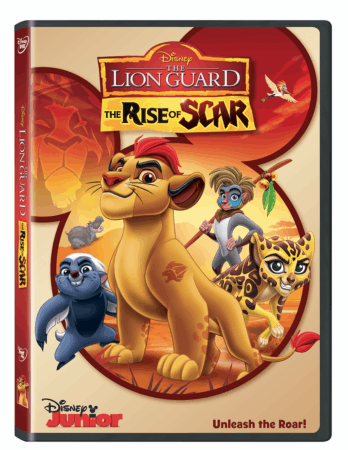 LION GUARD, THE: THE RISE OF SCAR 1
