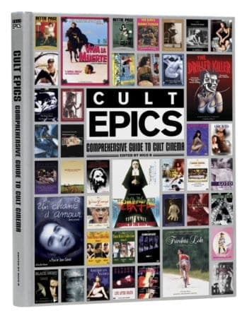 CULT EPICS: COMPREHENSIVE GUIDE TO CULT CINEMA (Hardcover Review) 16