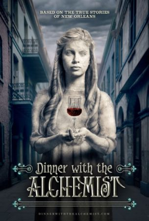 DINNER WITH THE ALCHEMIST starring Dan Istrate, Dionne Audain, Megan Graves on VOD February 13th! 1