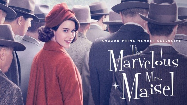 MARVELOUS MRS MAISEL, THE: SEASON ONE 16