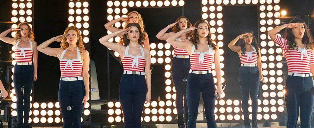 The Bellas are Back in Pitch Perfect 3 Available on Digital HD 3/1, 4K Ultra HD, Blu-ray and DVD 3/20 7