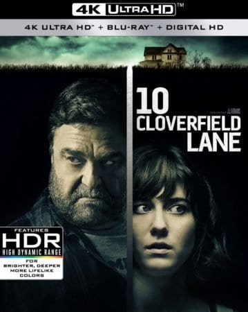 10 CLOVERFIELD LANE (4K ULTRA HD) 5