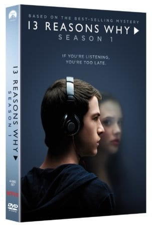 """13 REASONS WHY"" Season One comes to DVD April 3rd 1"