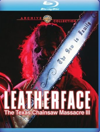 LEATHERFACE: THE TEXAS CHAINSAW MASSACRE III 1