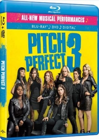 ENTER TO WIN A BLU-RAY COPY of PITCH PERFECT 3. 3