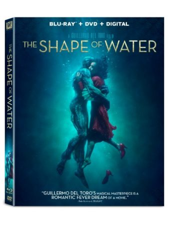 Guillermo del Toro's The Shape of Water Arrives on Digital 2/27 & 4K, Blu-ray and DVD 3/13 5