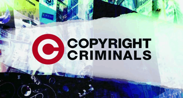 COPYRIGHT CRIMINALS: THE FUNKY DRUMMER EDITION 1