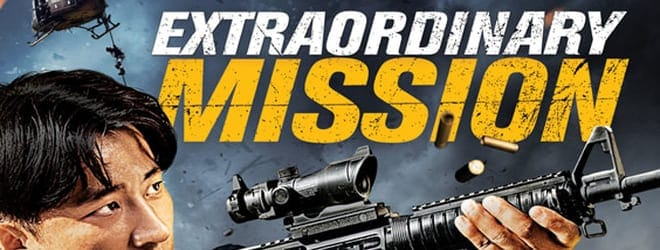 EXTRAORDINARY MISSION 1