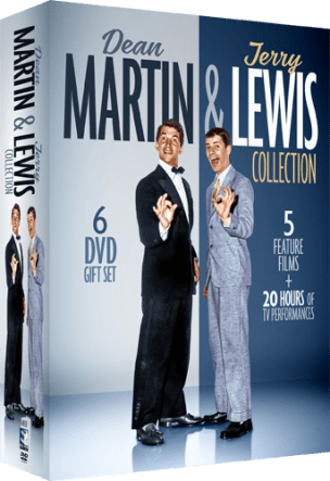 DEAN MARTIN & JERRY LEWIS COLLECTION 3