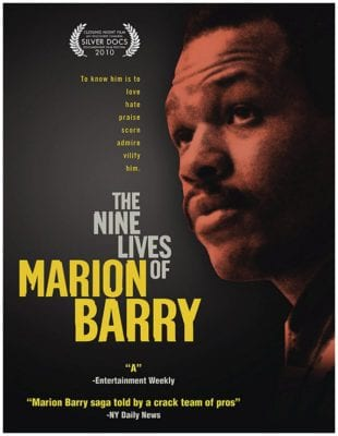NINE LIVES OF MARION BARRY, THE 3
