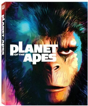 Planet of the Apes 1968 50th Anniversary Edition Arrives Today on Digital, Blu-ray and DVD 1