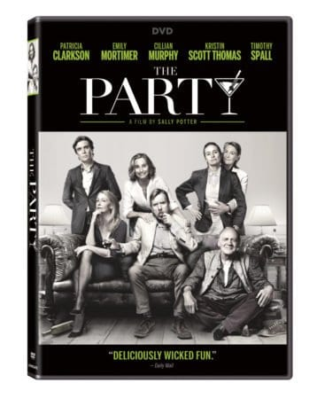 THE PARTY hits DVD on May 22nd 15
