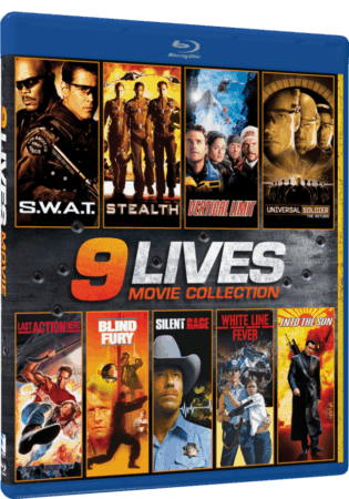 9 LIVES MOVIE COLLECTION 7