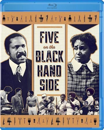 FIVE ON THE BLACK HAND SIDE 3