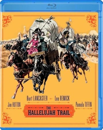 HALLELUJAH TRAIL, THE 3