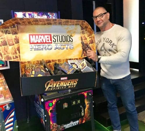 WEEKEND ROUNDUP: Avengers Infinity War, Steve Martin, Hostiles, Midnight Sun, Chappaquiddick, The Trade, Ricky Gervais, Shout! Takes Podcast and Voltron 3