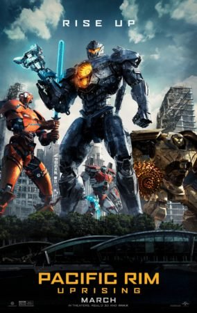 PACIFIC RIM: UPRISING 1