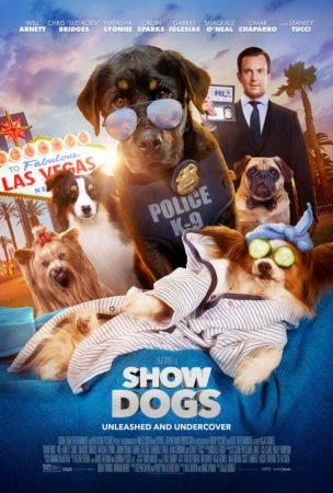 SHOW DOGS gets a new trailer! I'm not sure how Jon Hamm feels about this one. 4