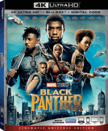 MONDAY ROUNDUP: PARAMOUNT 4K TITLES, BLACK PANTHER ON BLU, ENTER THE DEVIL, PAYING MR. MCGETTY, MOON CHILD, STRANGERS 2 and more! 29